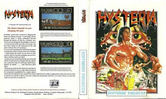 C64 - Hysteria