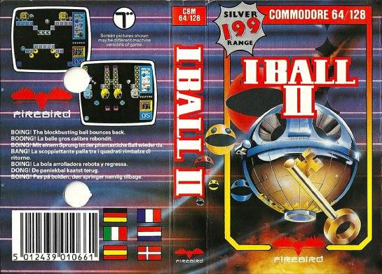 C64 - I Ball II