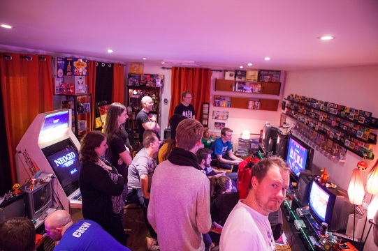 Game room | Retro Video Gaming