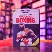 James Buster Douglas Knockout Boxing - Sega Master System
