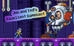 I'm on Jon & Ted's Excellent Gamecast! :D