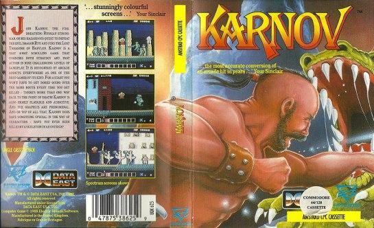 C64 - Karnov