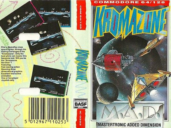 C64 - Kromazone