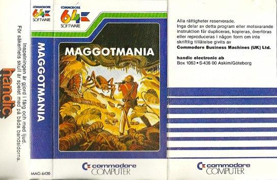 C64 - Maggotmania