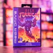 Mega Turrican - Sega Mega Drive