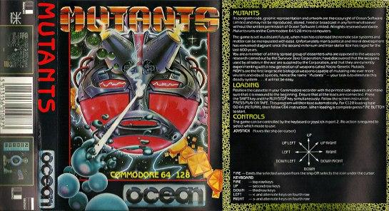 C64 - Mutants
