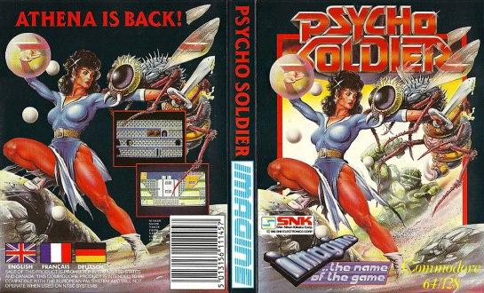 C64 - Psycho Soldier