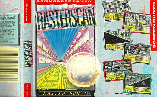 C64 - Rasterscan