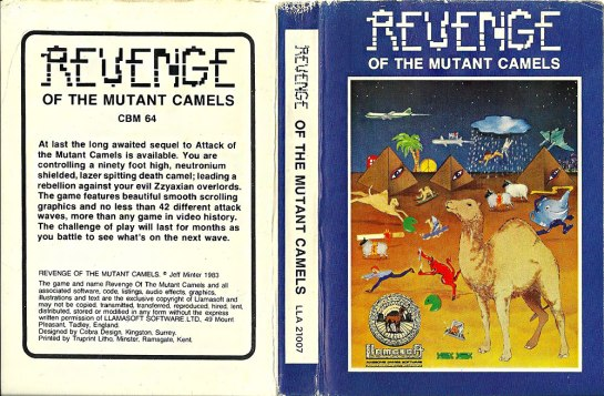 C64 - Revenge of the Mutant Camels