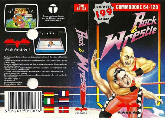 C64 - Rock & Wrestle