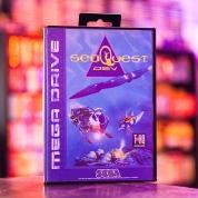 SeaQuest DSV- Sega Mega Drive