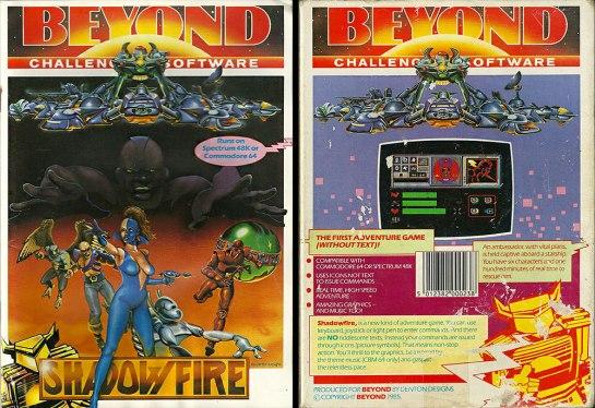 C64 - Shadowfire