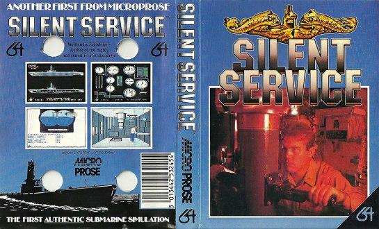 C64 - Silent Service