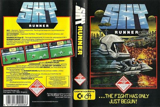 C64 - Sky Runner