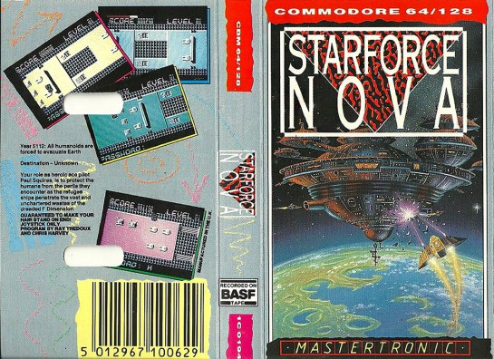 C64 - Star Force Nova