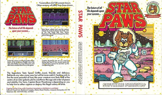 C64 - Star Paws