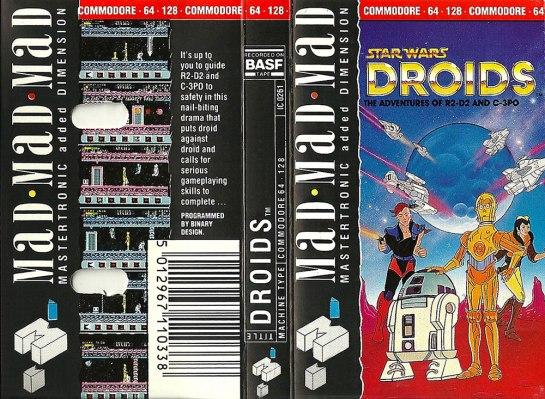 C64 - Star Wars Droids