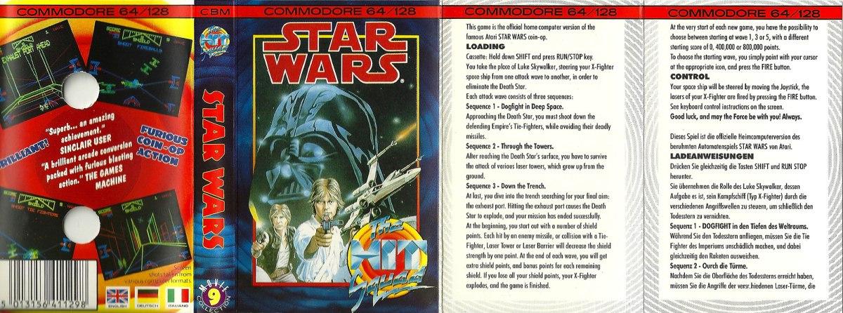 C64 Star Wars full scan