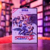 Streets of Rage II - Sega Master System