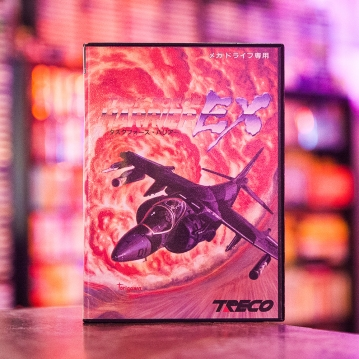 Task Force Harrier EX - Sega Mega Drive