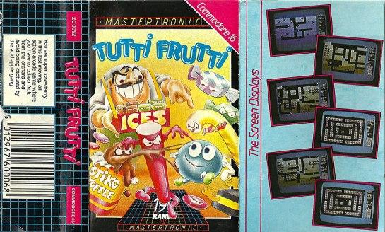 C64 - Tutti Frutti