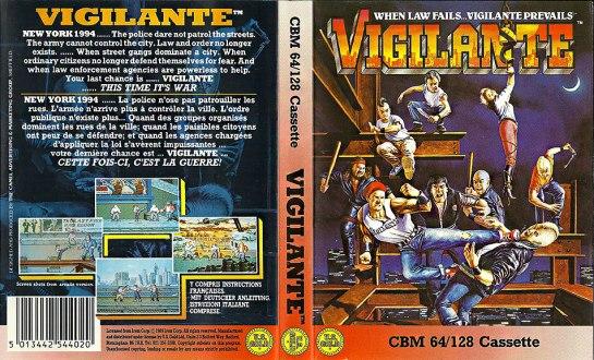 C64 - Vigilante