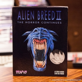 Alien Breed II The Horror Continues - Amiga