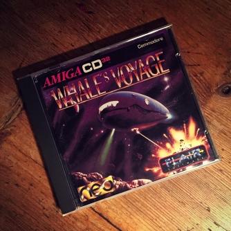 Amiga CD32 Whale's Voyage