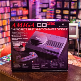 Boxed Amiga CD32