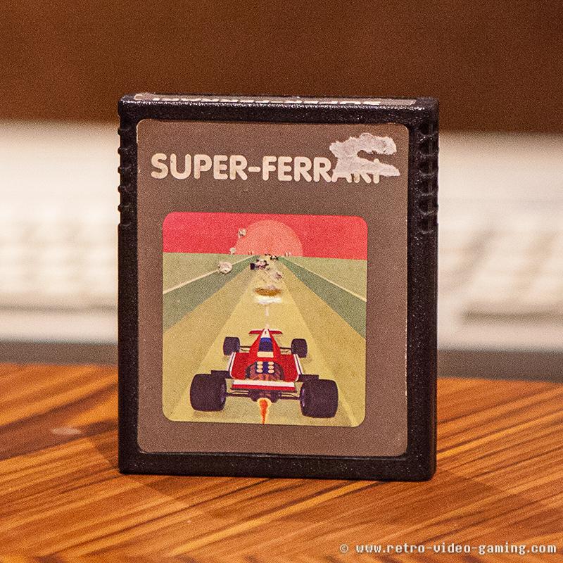 Atari 2600 Super-Ferrari