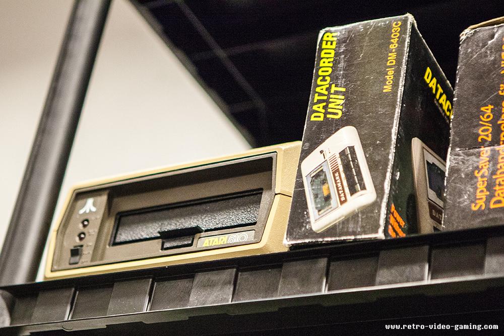 Atari 810 drive at Retro Gathering