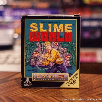 Atari Lynx Slime World