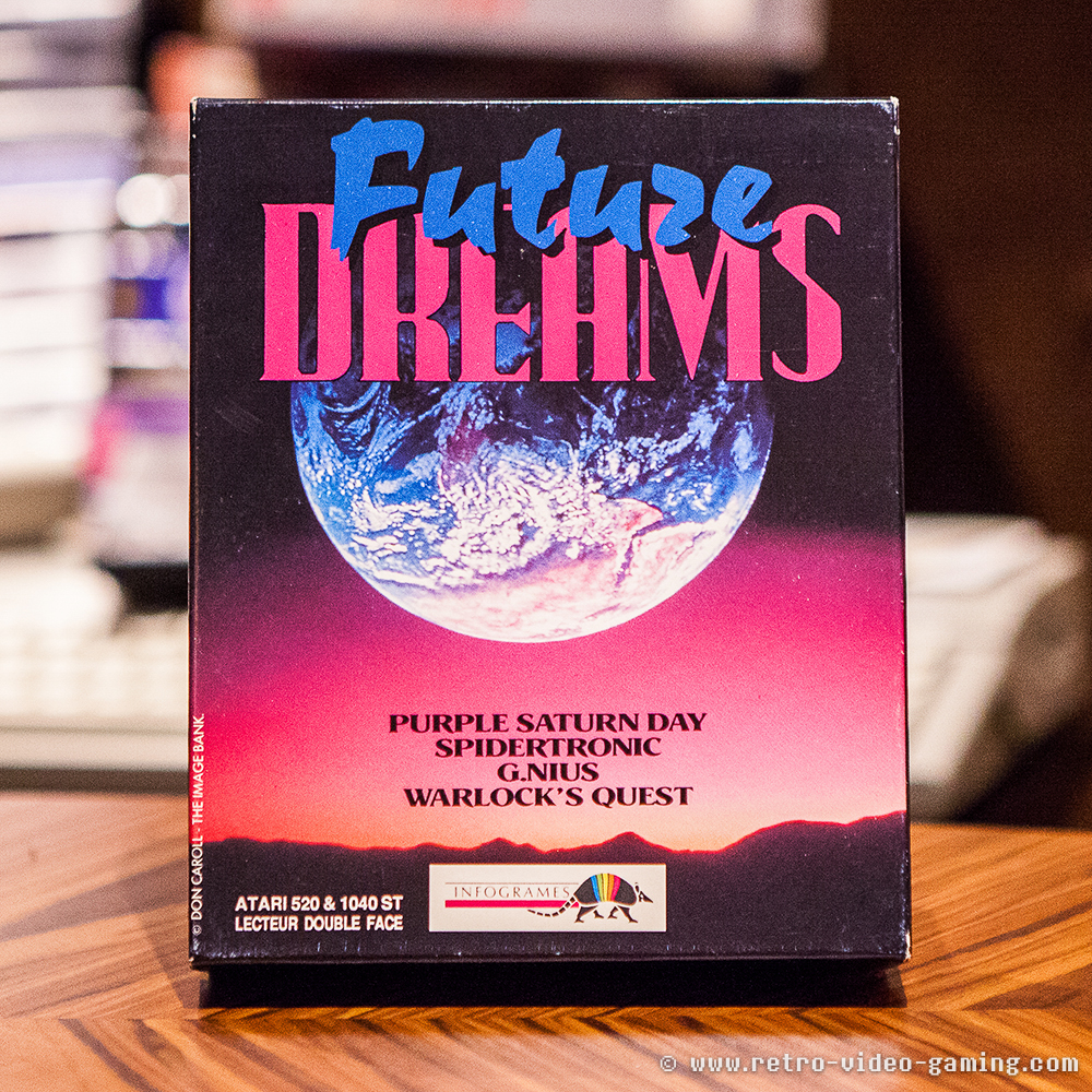 Atari ST Future Dreams