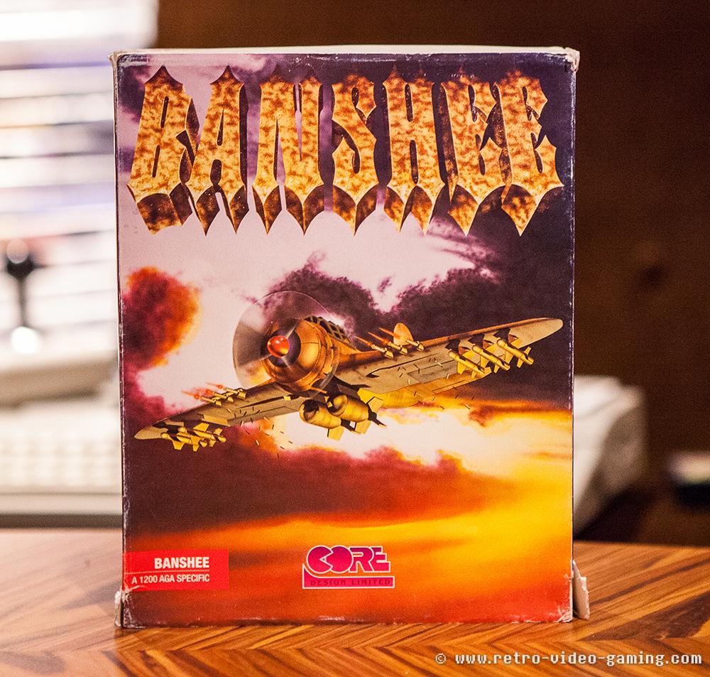 Banshee - Amiga