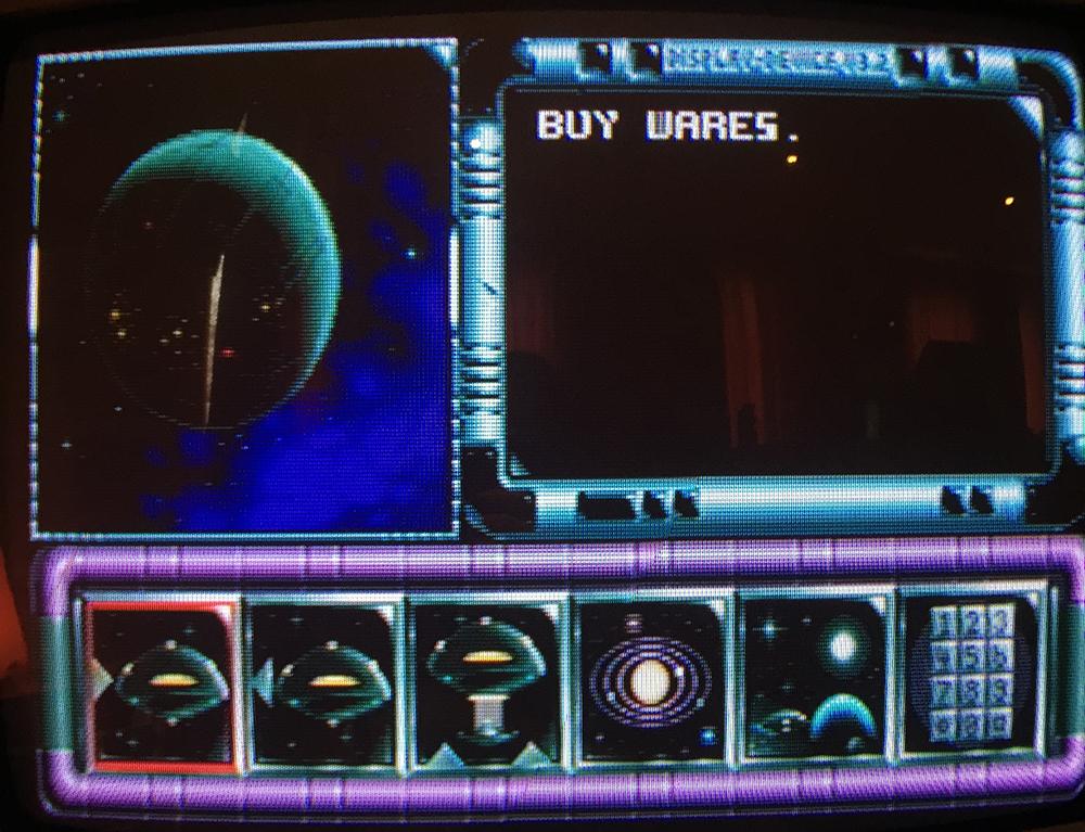 Buy wares - Whales Voyage screenshot
