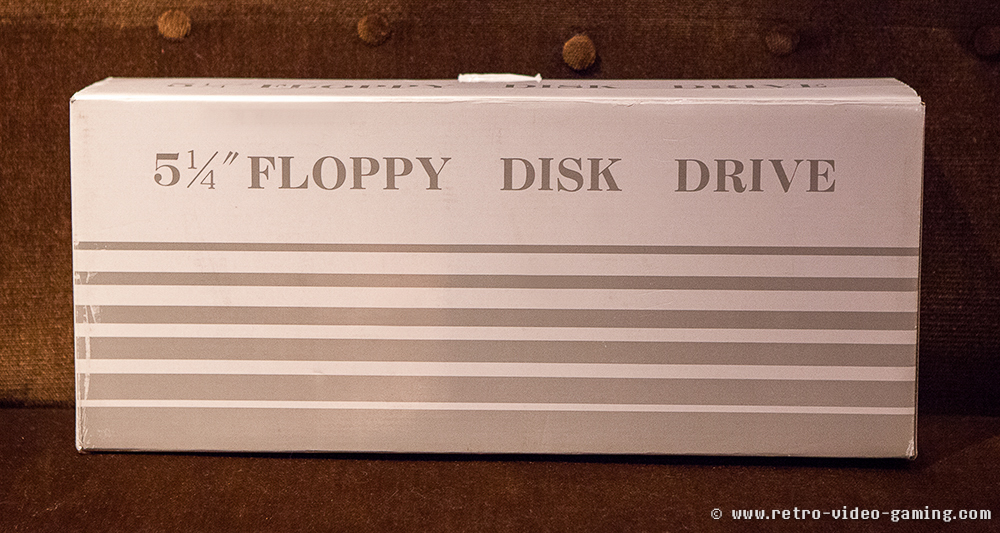 C64 5 1/4 Floppy Disk Drive