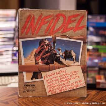 C64 Floppy Infidel