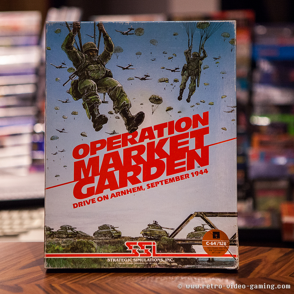 C64 Floppy Operation Market Garden
