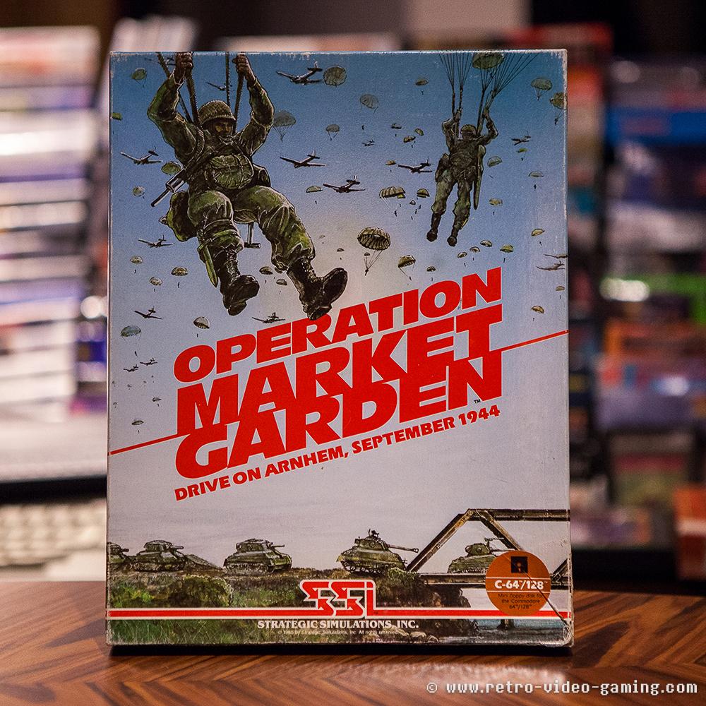 C64 Floppy Operation Market Garden