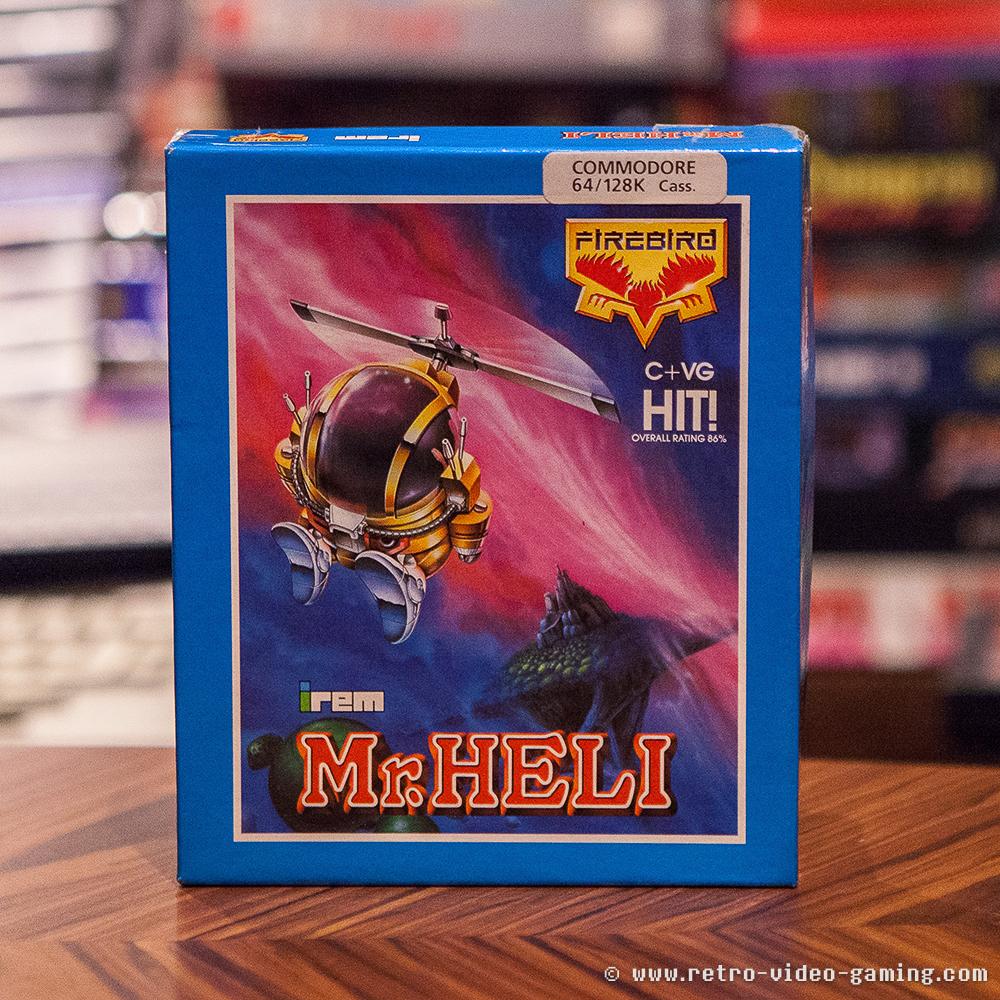 C64 Mr. Heli