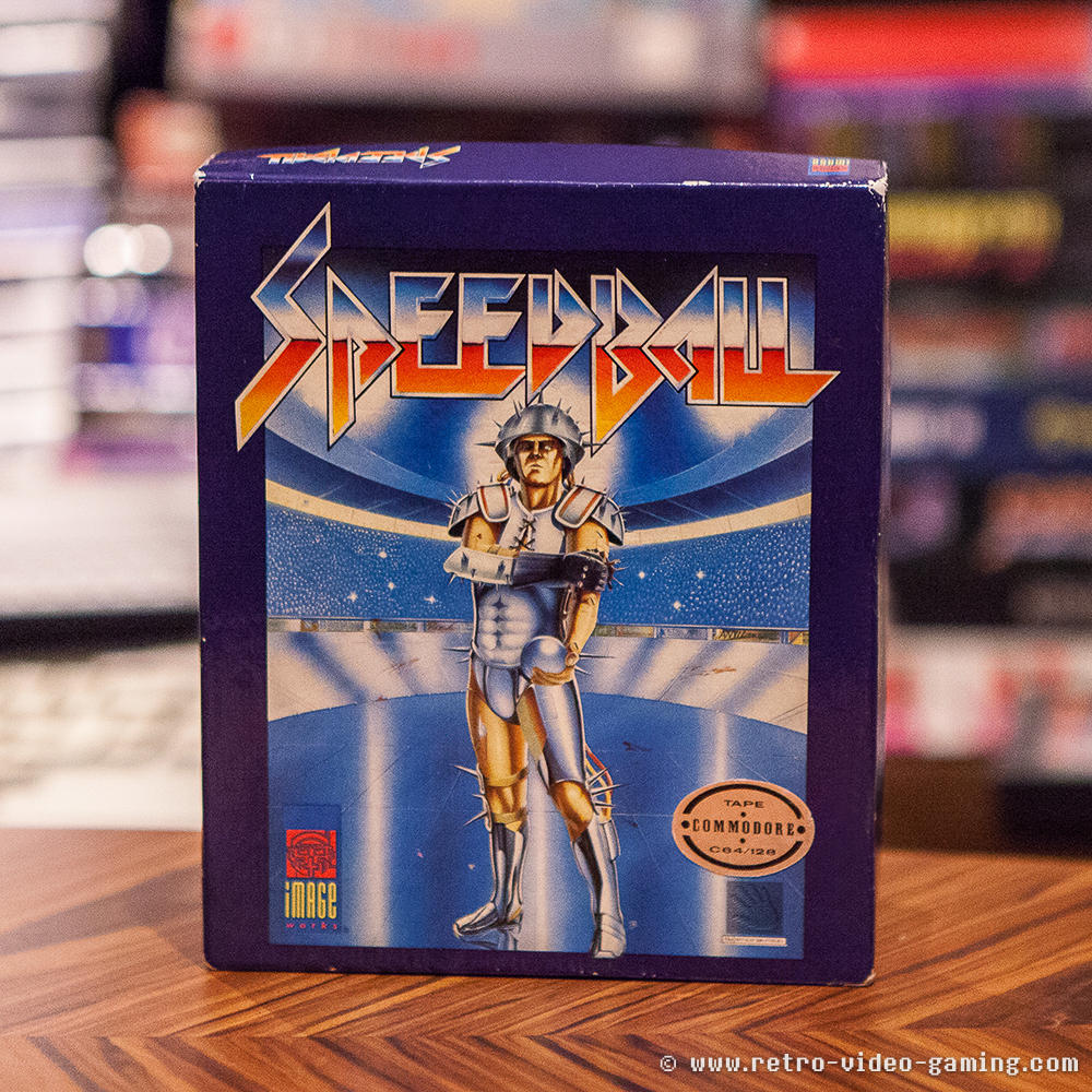 C64 Speedball