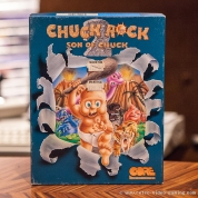 Chuck Rock Son of Chuck - Amiga