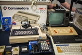 Commodore and ABC80 at Retro Gathering