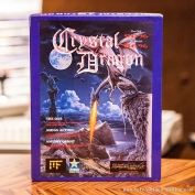 Crystal Dragon - Amiga