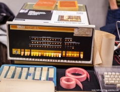 Digital PDP-8L at Retro Gathering