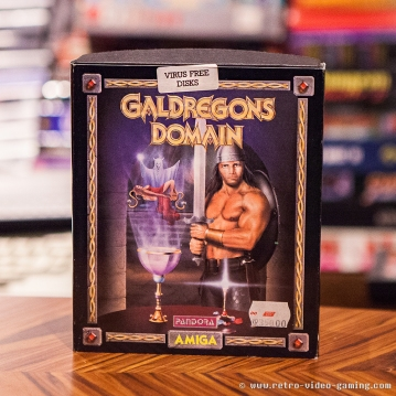 Galdregons Domain - Amiga