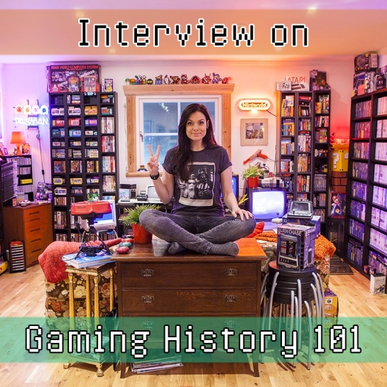 Interview on Gaming History 101 - Heidi stopXwhispering's Collection