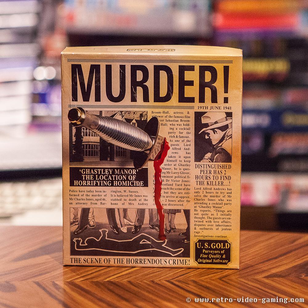 Murder! - Amiga