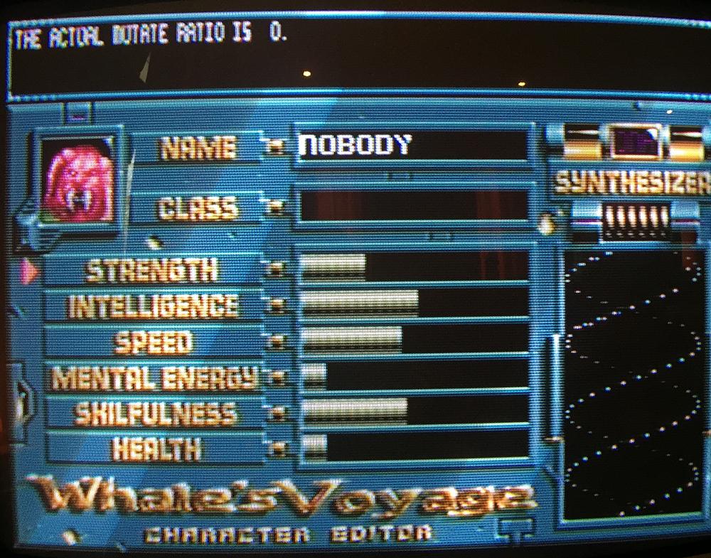 Mutate ratio 0?! No way! - Whales Voyage screenshot
