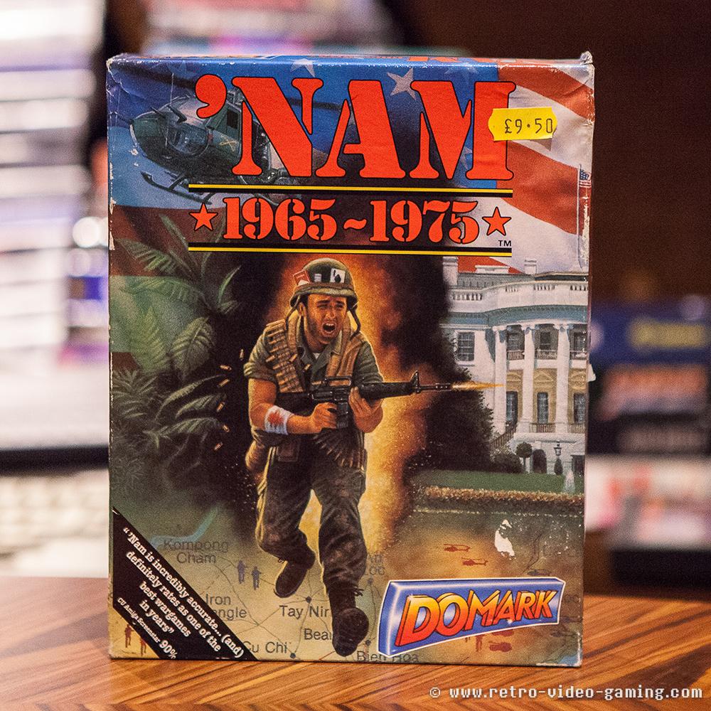 'Nam 1965-1975 - Amiga